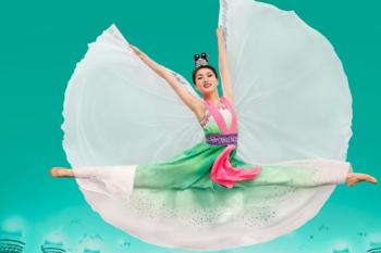 Музыка Shen Yun исцеляет