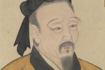 Ученик Конфуция Минь Сунь— образец сыновней благодарности
