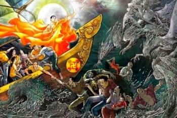 Рассказы из Древнего Китая о встрече с духами эпидемий